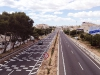 N332 Road between La Zenia and Cabo Roig